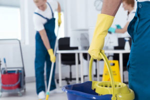 HOSPITALITY & CLEANING